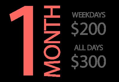 Coffeemin one month membership